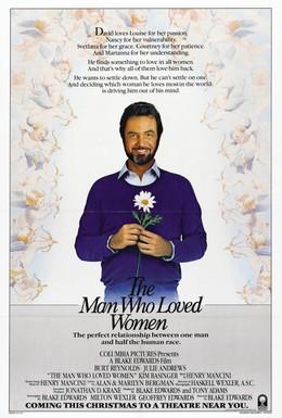 Постер фильма Мужчина, который любил женщин (1983)