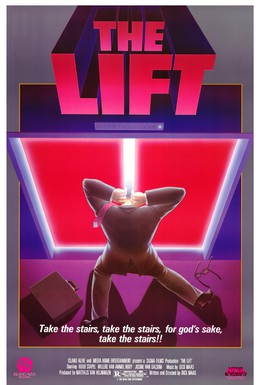 Постер фильма Лифт (1983)