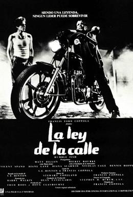 Постер фильма Бойцовая рыбка (1983)