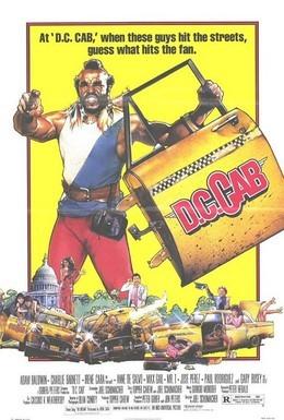 Постер фильма Вашингтонское такси (1983)