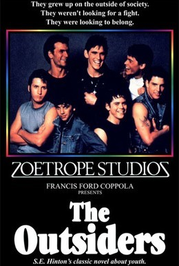 Постер фильма Изгои (1983)