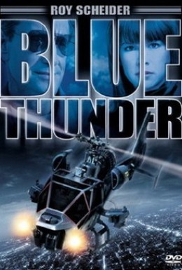 Постер фильма Голубой гром (1983)