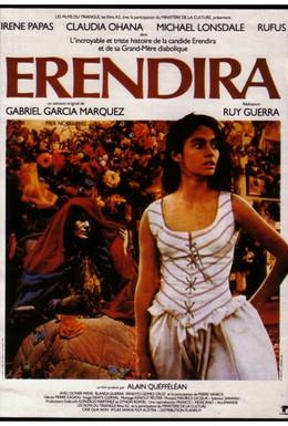 Постер фильма Эрендира (1983)