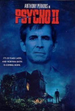 Постер фильма Психо 2 (1983)