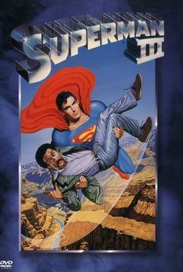 Постер фильма Супермен 3 (1983)