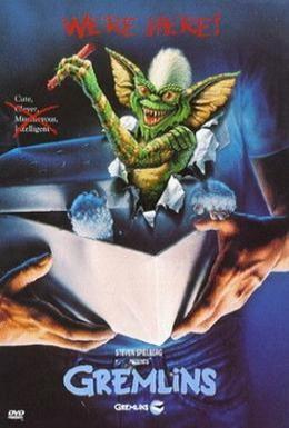 Постер фильма Гремлины (1984)