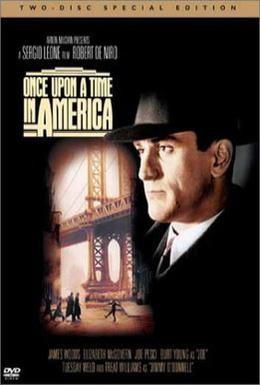 Постер фильма Однажды в Америке (1984)