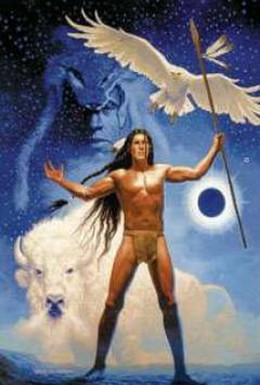 Постер фильма Мистический воин (1984)
