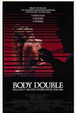 Постер фильма Подставное тело (1984)