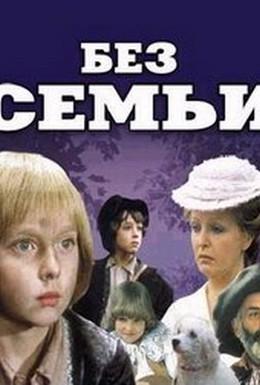 Постер фильма Без семьи (1984)