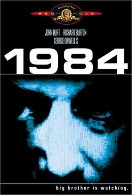 Постер фильма 1984 (1984)