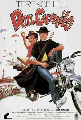Постер фильма Дон Камилло (1984)