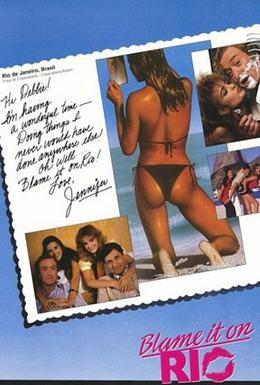Постер фильма Во всем виноват Рио (1984)