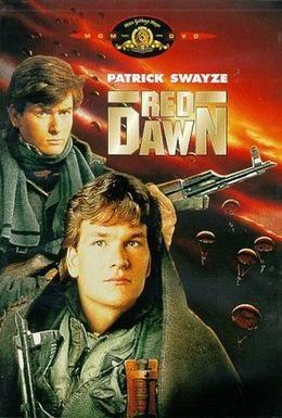 Постер фильма Красный рассвет (1984)