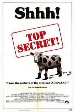Постер фильма Совершенно секретно! (1984)
