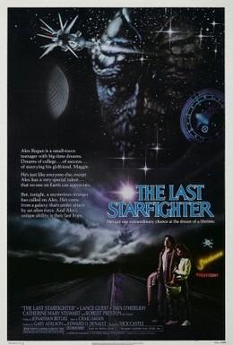 Постер фильма Последний звёздный боец (1984)
