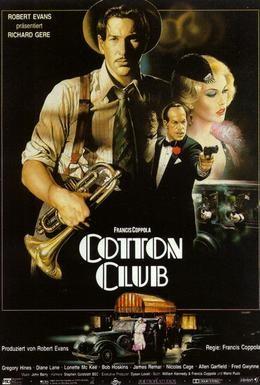 Постер фильма Клуб Коттон (1984)
