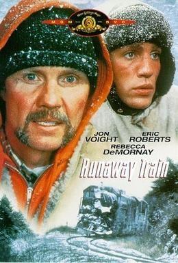 Постер фильма Поезд-беглец (1985)