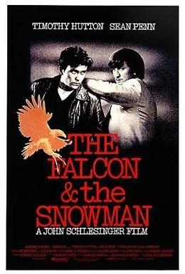 Постер фильма Агенты Сокол и Снеговик (1985)