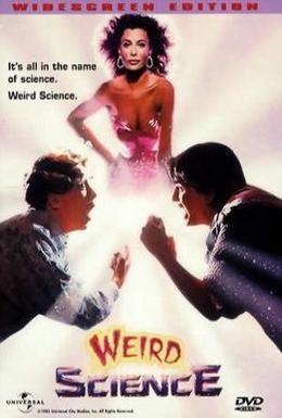 Постер фильма Ох уж эта наука! (1985)