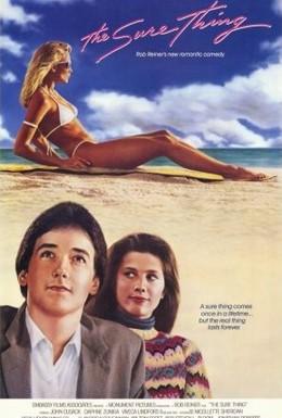 Постер фильма Абсолютно точно (1985)