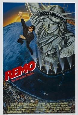 Постер фильма Ремо Уильямс: Приключение начинается (1985)