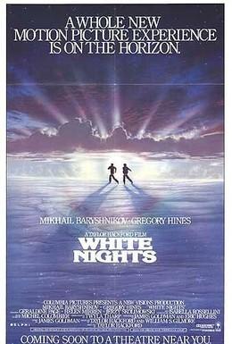 Постер фильма Белые ночи (1985)