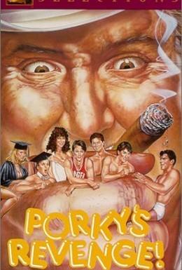 Постер фильма Порки 3: Месть (1985)