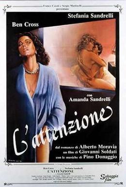 Постер фильма Внимание (1985)