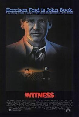 Постер фильма Свидетель (1985)