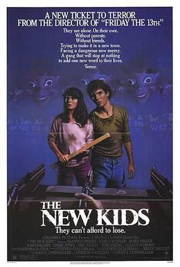 Постер фильма Новые детишки (1985)