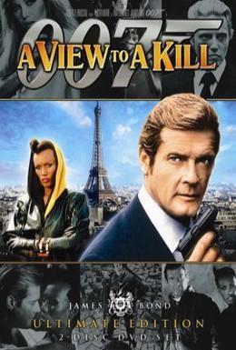 Постер фильма Вид на убийство (1985)