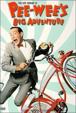 Постер фильма Большое приключение Пи-Ви (1985)