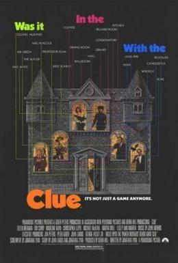 Постер фильма Улика (1985)