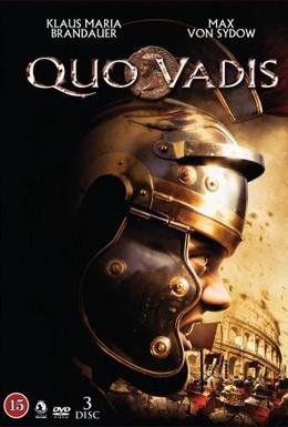 Постер фильма Кво Вадис (1985)