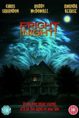 Постер фильма Ночь страха (1985)