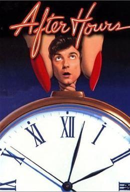 Постер фильма После работы (1985)