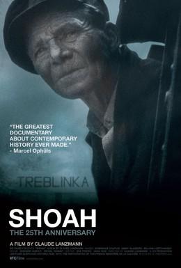Постер фильма Шоа (1985)
