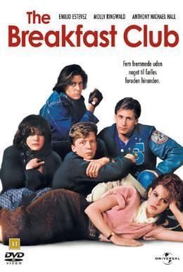 Постер фильма Клуб Завтрак (1985)