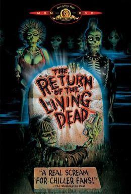 Постер фильма Возвращение живых мертвецов (1985)