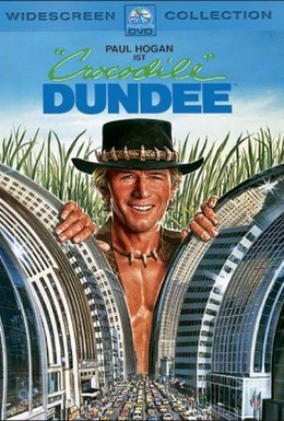 Постер фильма Крокодил Данди (1986)