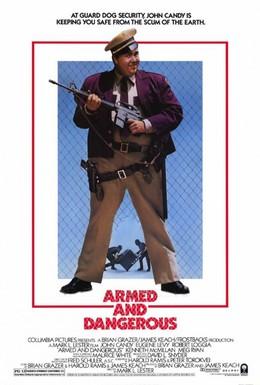 Постер фильма Вооружены и опасны (1986)