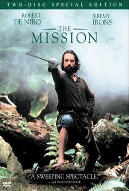 Постер фильма Миссия (1986)