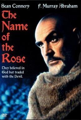 Постер фильма Имя розы (1986)