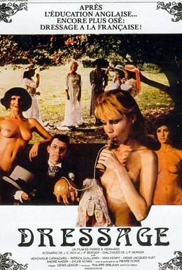 Постер фильма Дрессировка (1986)