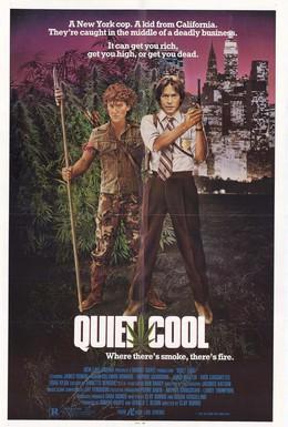 Постер фильма Тихая прохлада (1986)