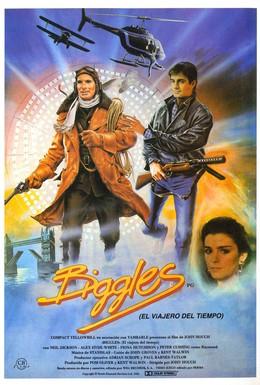 Постер фильма Бигглз: Приключения во времени (1986)