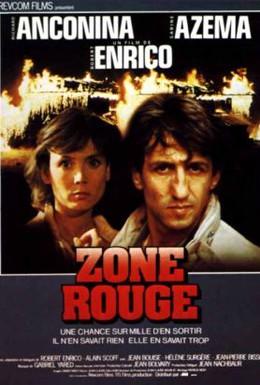 Постер фильма Красная зона (1986)