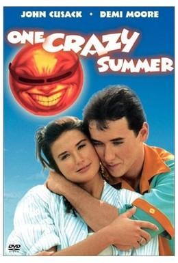 Постер фильма Одно безумное лето (1986)