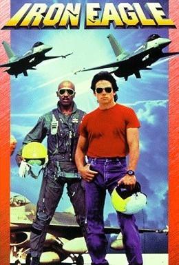 Постер фильма Железный орёл (1986)